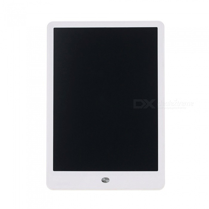 10 LCD Writing Tablet Drawing Board, Paperless Digital Notepad Rewritten Pad for Draw Note Memo Remind MessageOther Stationeries<br>Form  ColorWhiteMaterialABSQuantity1 DX.PCM.Model.AttributeModel.UnitPacking List1 x Handwriting board<br>