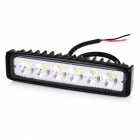 Buy IP67 Waterproof 18W LED Work Light Indicator, Motorcycle Driving Offroad Boat Car Tractor Truck 4x4 SUV ATV Flood Lamp