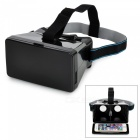 "Virtual Reality VR 3D Glasses for 3.5~5.6"" Phones - Black"