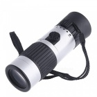 15-55X 21mm Mini Zoom Adjustable Monocular Telescope for Golf Scope Camping Hiking Fishing Birdwatching Concerts