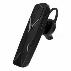M155 Universal Wireless Bluetooth CSR Chip Earphone Headphone with Mic for Smartphone Xiaomi Samsung HTC IPHONE - Black