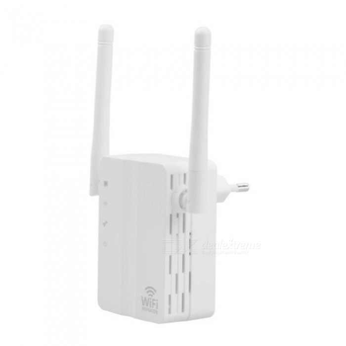 WD-R606U Portable 300Mbps Wi-Fi Repeater Extender - White (EU Plug)Other Consumer Electronics<br>Form  ColorWhiteModelWD-R606UMaterialPlasticQuantity1 DX.PCM.Model.AttributeModel.UnitPower AdapterEU PlugPacking List1 x Wi-Fi Repeater1 x English User Manual<br>