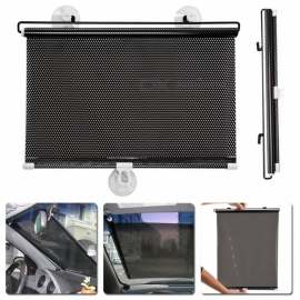 Car Auto Retractable Sun Shade Shield Side Window Front Windshield Sun Protection Curtain Cover - 40 x 60CM