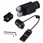 RichFire SF-P35 Outdoor Green Laser Light Long Shots Gun Tactical Waterproof Lamp LED Under Seismic Flashlight