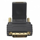 HDMI Female to DVI-D 24+1 Male Gold Plated Adapter Socket