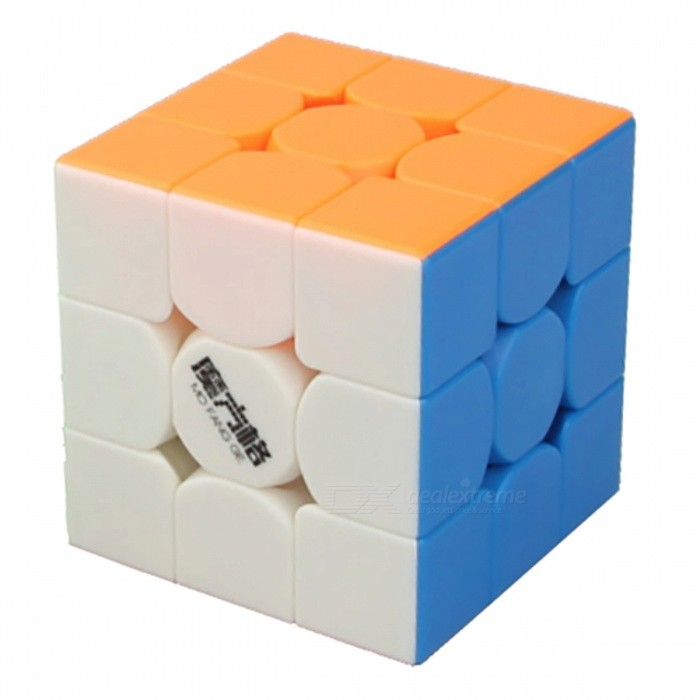 MoFangGe LeiShen Speed Cube 3x3 Smooth Magic Cube Puzzles Toy - 57mmMagic IQ Cubes<br>Form  ColorMulticolourModelN/AMaterialABSQuantity1 DX.PCM.Model.AttributeModel.UnitType3x3x3Suitable Age 3-4 years,5-7 years,8-11 years,12-15 years,Grown upsPacking List1 x Magic Cube<br>