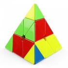 MoFangGe Pyraminx Speed Cube Smooth Magic Cube Puzzles Toy - 98mm