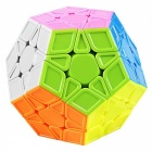 QiYi QiHeng 95mm Megaminx Smooth Speed Magic Cube Puzzle Toy for Kids, Adults - Multicolor