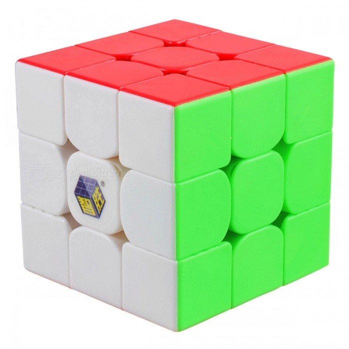 ZHISHENG Little Magic Professional 55.5mm 3x3x3 Speed Magic Cube Puzzle Educational Toy for Kids Adults - MulticolorMagic IQ Cubes<br>Form  ColorMulticolourModelY1513MaterialABSQuantity1 DX.PCM.Model.AttributeModel.UnitType3x3x3Suitable Age 5-7 years,8-11 years,12-15 years,Grown upsPacking List1 x Magic Cube<br>