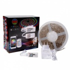 BRG Premium 5m Waterproof IP65 Smart Home Wi-Fi RGB LED 5050 Light Strip Kit - White