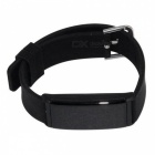 "X9 0.96"" OLED Smart Sports Bracelet with Blood Pressure Oxygen, Heart Rate Monitor - Black"