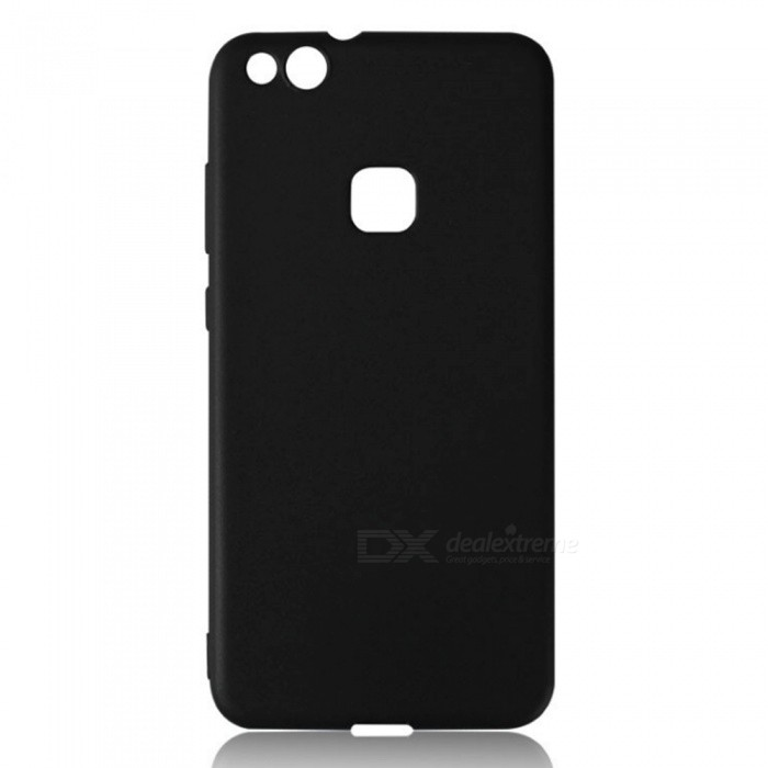 Naxtop TPU Ultra-thin Soft Case for Huawei P10 Lite - BlackTPU Cases<br>Form  ColorBlackModelN/AMaterialTPUQuantity1 pieceShade Of ColorBlackCompatible ModelsHuawei P10 LitePacking List1 x Case<br>