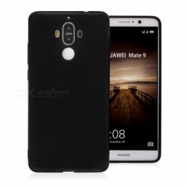 Naxtop TPU Ultra-thin Soft Case for Huawei Mate 9 - Black