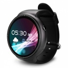 I4 Pro Bluetooth Android 5.1 MTK6580 Smart Watch with Wi-Fi, GPS, 2GB RAM 16GB ROM - Black