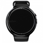 I4 AIR Ultra Thin SIM HD 2.0MP Smart Watch with Pedometer, Heart Rate Monitor, Recorder - Black
