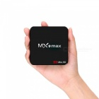 MX9 Max Quad-core RK3328 Android 7.1 Smart TV Box with 2GB RAM, 16GB ROM - UK Plug