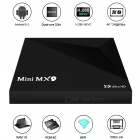 MINI MX9 RK3229 4K čtyřjádrový Android 5.1 Smart TV Box s pamětí 1 GB RAM 8 GB ROM - US Plug