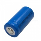 ZHAOYAO 3.7V 16340 2000mAh Rechargeable Lithium Battery (8PCS)