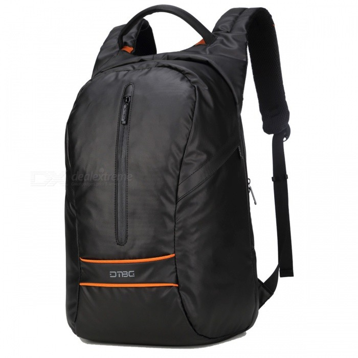 DTBG D8027W 15.6 Inch Anti-theft Waterproof Casual Unisex Laptop Backpack, Travel Party Knapsack Rucksack Shoulder Bag - BlackBags and Pouches<br>Form  ColorBlackModelD8027WQuantity1 DX.PCM.Model.AttributeModel.UnitShade Of ColorBlackMaterialNylonCompatible Size15.6 inchTypeBackpacksPacking List1 x Backpack<br>