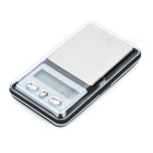 Ultra Mini Precision Digital Pocket Scale (100g Max / 0.01g Resolution)