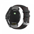 "S1 Plus Android 5.1 512MB 8GB Bluetooth V4.0 1.3"" Smart Wrsitband with 2.0MP Camera, GPS - Black"