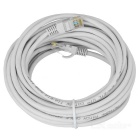 Cat.5e RJ-45 Stranded Network Cable - White (10M)