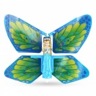 Creative Unique Magic Butterfly Bookmark Puzzle Pull Toy for Children