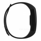 F07 Smart Bluetooth Bracelet with Heart Rate Monitor, Pedometer, Sports Fitness Tracker - Black