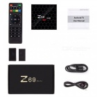 Z69mini Android 7.1 Smart TV Box Amlogic S912 Wi-Fi Set Top Box Media Player with 2GB RAM 16GB ROM - UK Plug
