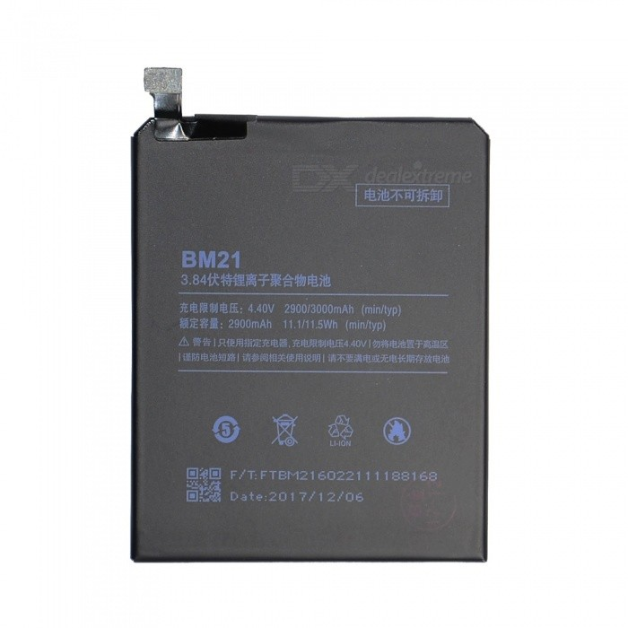 Replace BM21 Smartphone Built-in Battery for Xiao Mi Note