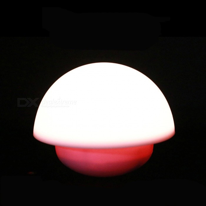 P-TOP 5W Tumbler Mushroom Shape Atmosphere USB Baby Sleep Night Light, Touch Induction Sensor Light - PinkLED Nightlights<br>Form  ColorPinkMaterialPVCQuantity1 setPower5WRated VoltageOthers,5 VColor BINWarm WhiteEmitter TypeLEDActual Lumens50 lumensDimmableYesBeam Angle365 °Installation TypeOthers,-Packing List1 x Tumbler Light1 x Manual<br>