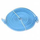 Cat.6 RJ-45 Giga-Speed Ultra Flat LAN Network Cable (10M)