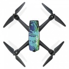 JJRC H55 TRACKER 2.4G 4CH Wi-Fi FPV RC Quadcopter with 720P Camera, GPS Positioning - Blue