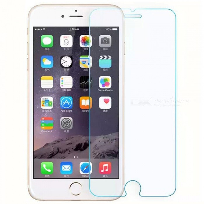 ASLING 2.5D Arc Edge Tempered Glass Screen Film for IPHONE 8 PLUS / IPHONE 7 PLUS - 2PCS