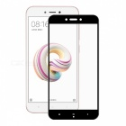 Hat-Prince 0.2mm 9H 3D Full Cover Protector for Redmi 5A - Black