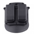 Buy ACCU New 6900PMP Double Magazine Pouch Holster Glock Double-Stack 9mm /.40 cal Magazines - Black