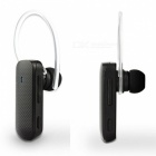 R505 Universal Wireless Bluetooth CSR Chip Stereo Earphone Headphone with Mic for Smartphone Xiaomi Samsung - Black