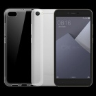 Dayspirit Ultra-Thin Protective TPU Back Case for Xiaomi Redmi Note 5A - Transparent