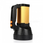 SPO T6 LED Portable Super Bright USB Rechargeable Searchlight Flashlight