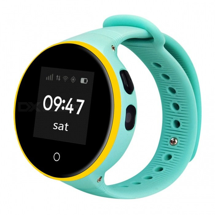 ZGPAX S669 Kids GPS Smart Watch Phone SOS Tracker - BlueChildren Watches<br>Form  ColorBlueModelS669Quantity1 DX.PCM.Model.AttributeModel.UnitShade Of ColorBlueCasing MaterialSilica gelWristband MaterialModern buckle strapSuitable forChildrenGenderUnisexStyleWrist WatchTypeFashion watchesDisplayDigitalMovementOthers,MTK2503Display Format24 hour time formatWater ResistantNODial Diameter4 DX.PCM.Model.AttributeModel.UnitDial Thickness1.5 DX.PCM.Model.AttributeModel.UnitBand Width1.5 DX.PCM.Model.AttributeModel.UnitWristband Length20 DX.PCM.Model.AttributeModel.UnitBattery380MA/ 3.8VPacking List1 x Watch1 x USB cable (70cm)1 x English Manual<br>