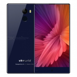 "vkworld Mix 5.5"" Android 7.0 4G Phone with 2G RAM 16G ROM - Blue"
