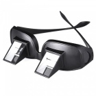 OJADE Creative Lazy Periscope, Horizontal Reading TV Sit View Glasses, Prism Spectacles