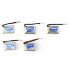 JJRC X5A - A17 3.7V 150mAh 30C Lithium-ion Battery Set for JJRC H48 RC Drone
