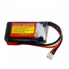 GE ZOP Power 7.4V 1000mAh 20C Lipo Battery JST Plug for RC Helicopter Qudcopter Car Airplane
