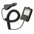 Walkie Talkie Charger, Baofeng BF-UV5R / 5RA + / 5RE / 5RB 12V Car Charger - Black