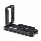 SUNWAYFOTO PCL-6DII Tripod Head Quick Release L Shaped Plate for 6DII - Black