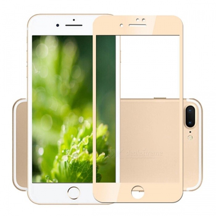 best service b788e c33d5 Naxtop Full Screen Protector Tempered Glass for IPHONE 8 PLUS