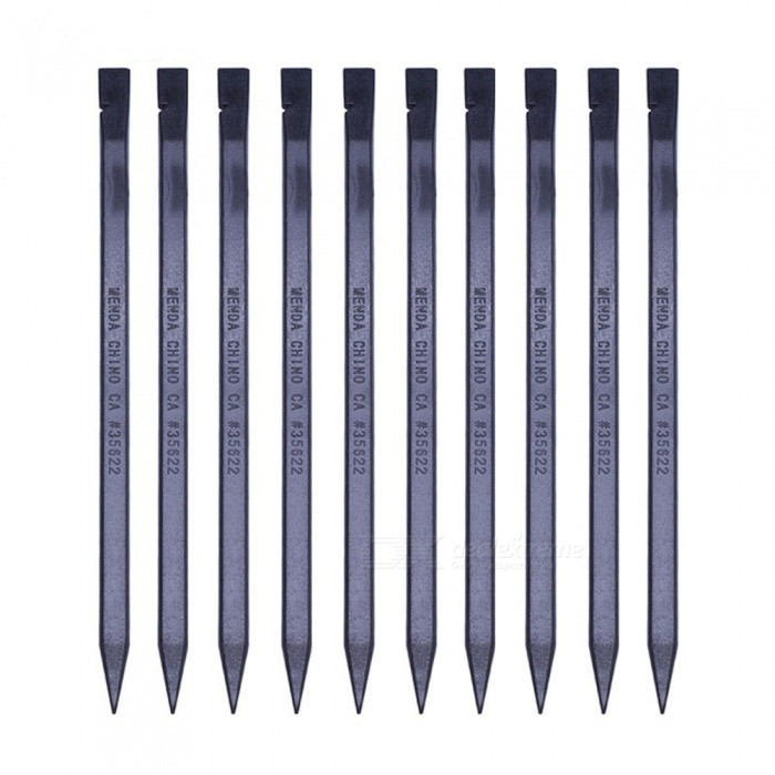 OJADE Anti-Static Plastic Spudger Pry Opening Tool for IPHONE, IPAD, Samsung, Etc (10 PCS)Other Tools<br>Form  ColorBlackQuantity1 DX.PCM.Model.AttributeModel.UnitMaterialABSPacking List1 x 10-Piece Tool Kit<br>