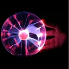 P-TOP USB Battery Dual-Use Electrostatic Plasma Magic Ball Light - Black