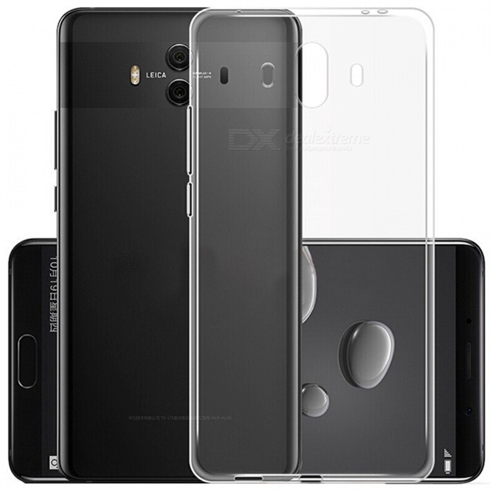 ASLING TPU Ultra-thin Soft Back Case for Huawei Mate 10TPU Cases<br>Form  ColorTransparentModelASL-Huawei Mate 10MaterialTPUQuantity1 pieceShade Of ColorTransparentCompatible ModelsHuawei Mate 10Packing List1 x Protective Case<br>